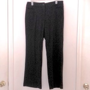 Women's Black slacks
